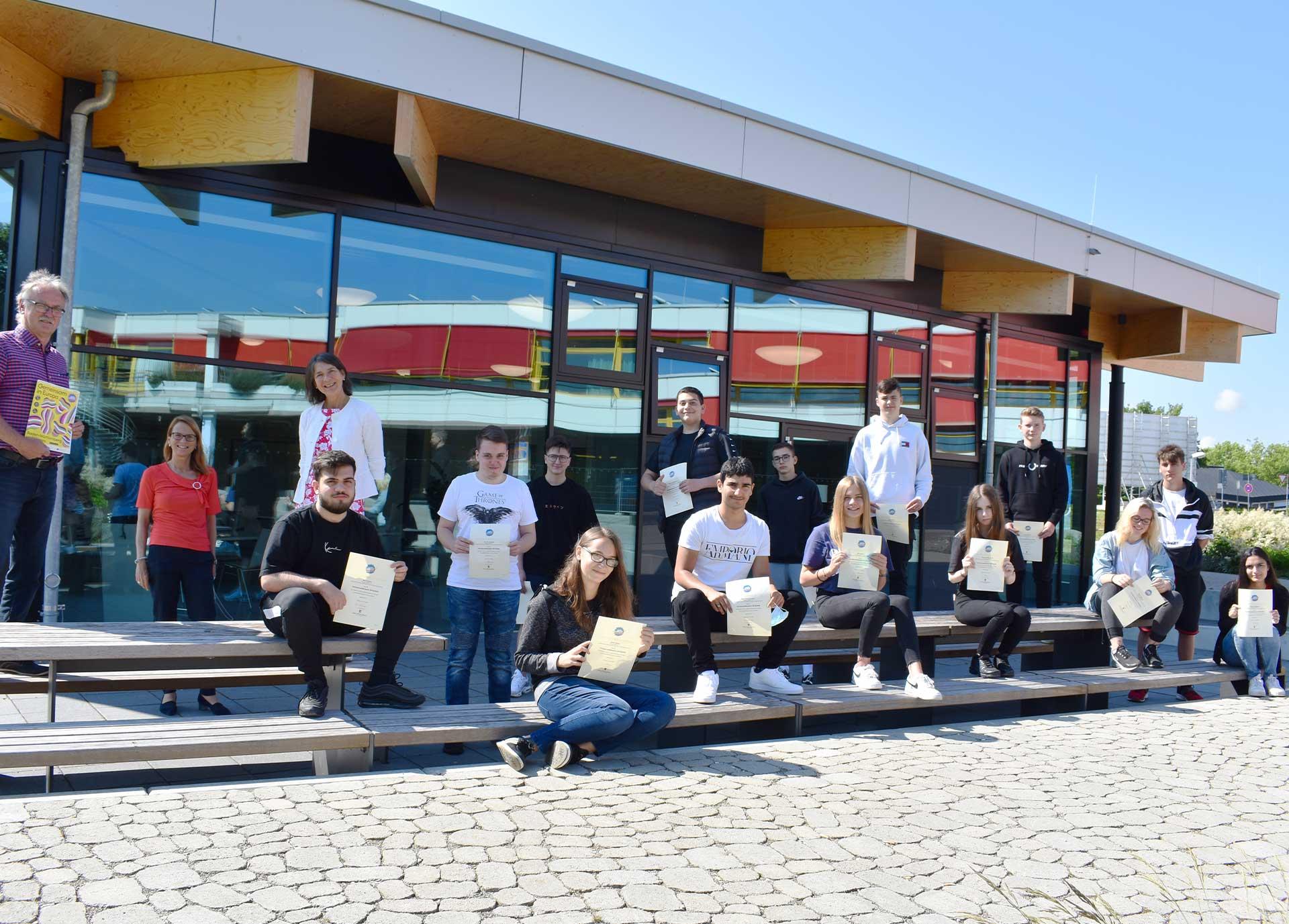 Schülerwettbewerb BFS
