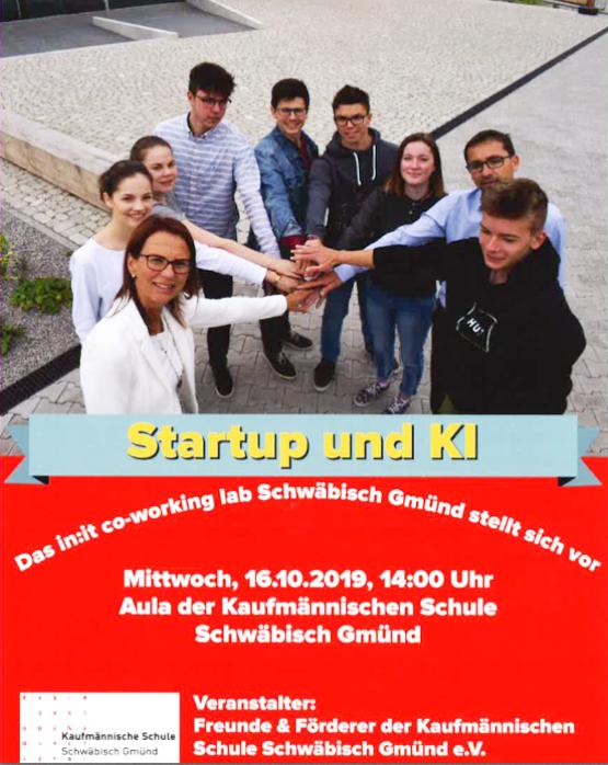 Flyer Startup