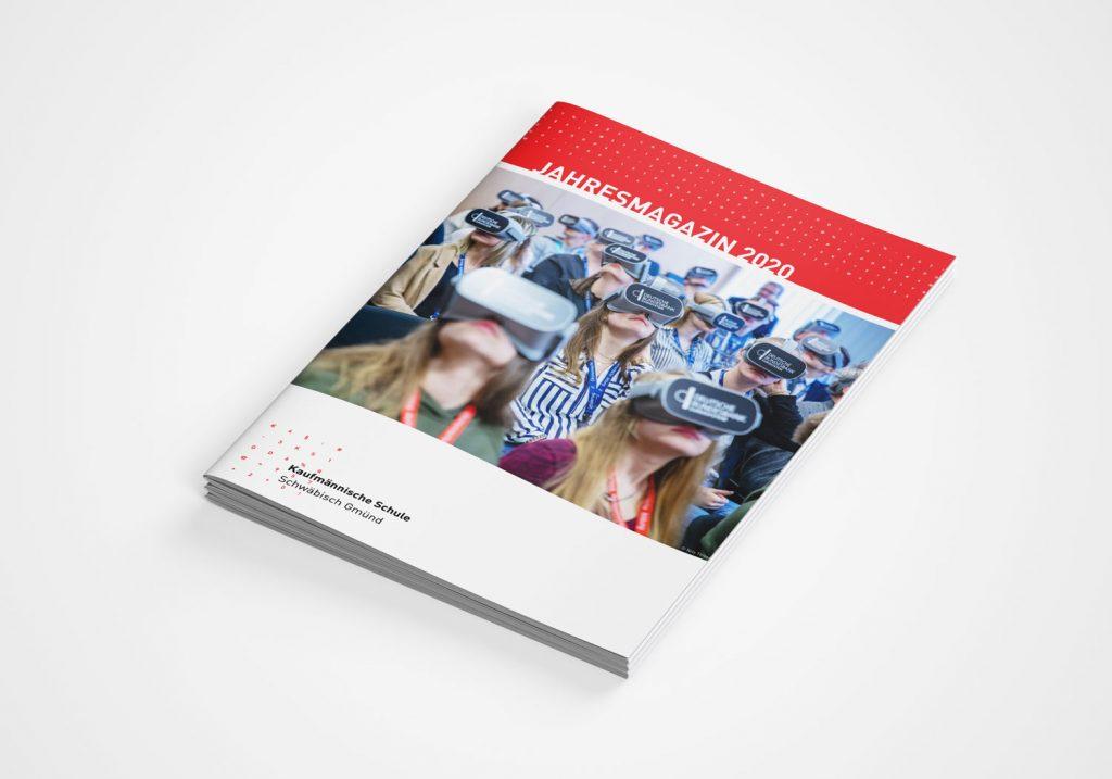 KSGD Jahresmagazin 2020